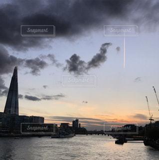 夕日の写真・画像素材[635082]