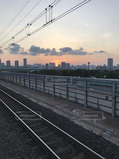 駅のホームの写真・画像素材[620560]