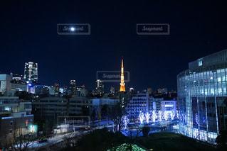 東京タワーの写真・画像素材[615905]