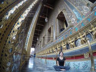 バンコク、王宮の写真・画像素材[962606]