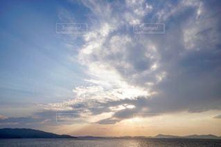夕日の写真・画像素材[1190105]