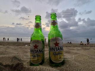 ビールの瓶の写真・画像素材[1241187]