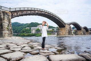 錦帯橋の写真・画像素材[2511214]