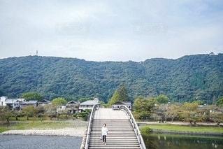 錦帯橋の写真・画像素材[2615034]