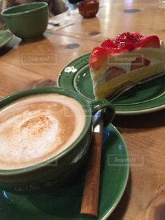 カフェの写真・画像素材[616761]