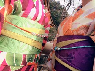 着物で京都観光♪の写真・画像素材[921636]