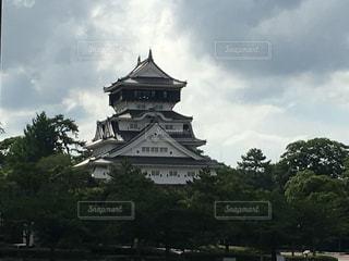 城の写真・画像素材[619494]