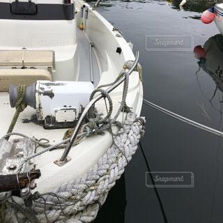 水のボートの写真・画像素材[733795]