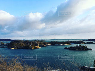 日本三景松島の写真・画像素材[736106]