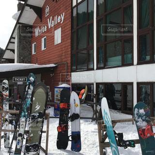 スキー場 - No.736107
