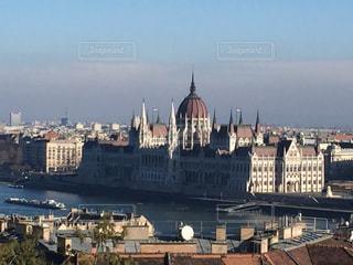 ブダペスト 国会議事堂の写真・画像素材[618174]