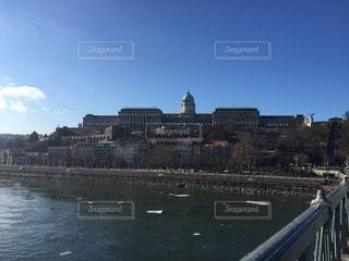ブダペスト ドナウ川の風景の写真・画像素材[618529]