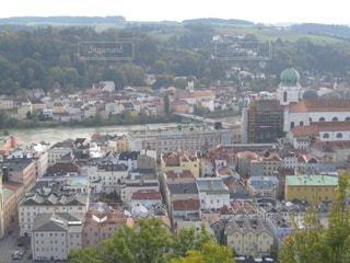 ドイツ パッサウの風景の写真・画像素材[619838]