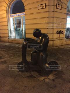 ブダペストの夜の写真・画像素材[619870]