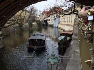 チェコ ドナウ川のクルーズの写真・画像素材[620143]