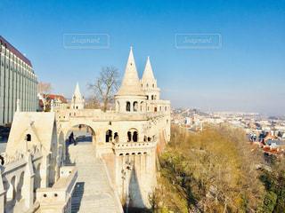 ハンガリー ブダペスト。漁夫の砦♪の写真・画像素材[2226494]