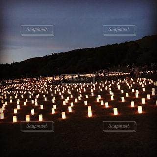夜景の写真・画像素材[672689]