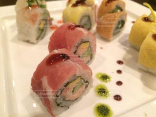 お寿司の写真・画像素材[619483]