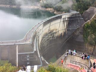 ダムの写真・画像素材[652395]