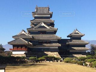 松本城の写真・画像素材[652414]