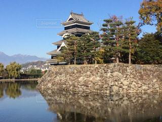 松本城の写真・画像素材[652417]