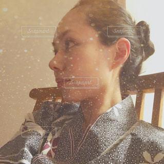 女性の写真・画像素材[636800]