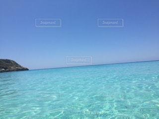 ランペドゥーザ島、ラビットビーチ、海、青い海、きれい、海外、絶景の写真・画像素材[621417]