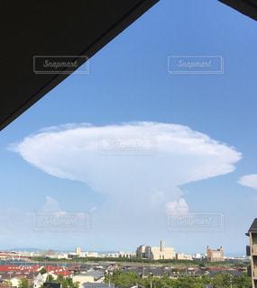 夏の空の写真・画像素材[1316417]