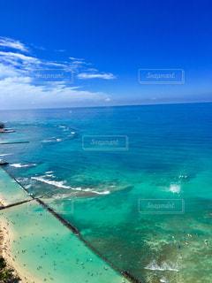 ハワイの海の写真・画像素材[1095347]