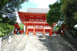 神社の写真・画像素材[621861]