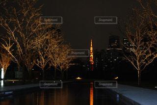夜の写真・画像素材[621872]