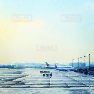 飛行機の写真・画像素材[622177]