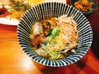 奄美大島のソウルフード鶏飯の写真・画像素材[1012481]