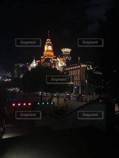 上海夜景1の写真・画像素材[1780375]
