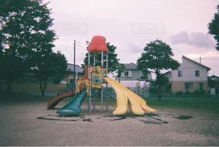 公園の写真・画像素材[632069]