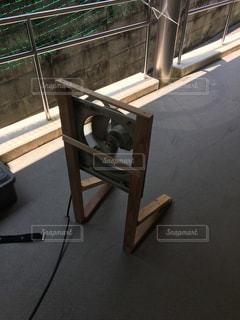 扇風機の写真・画像素材[697585]