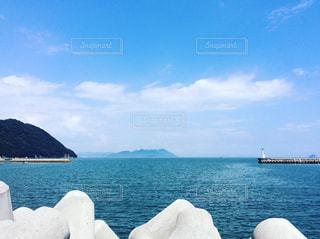 海の写真・画像素材[624010]