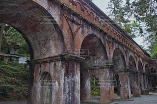 古い石造りの建物の写真・画像素材[1874328]