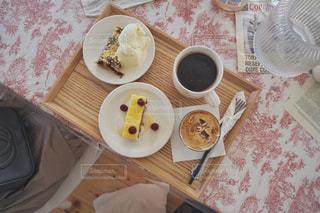 カフェの写真・画像素材[2091474]