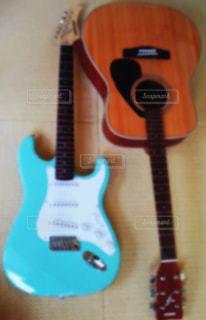 ギターの写真・画像素材[176868]