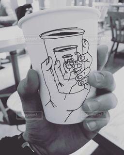 カフェの写真・画像素材[632764]