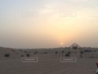 夕日の写真・画像素材[625016]