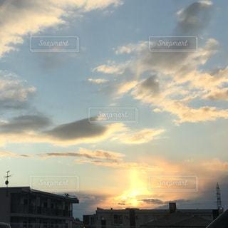 夕焼けの写真・画像素材[624391]