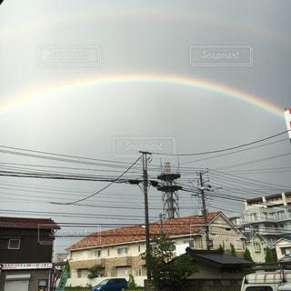 虹の写真・画像素材[624409]