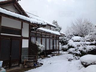 雪の写真・画像素材[632723]