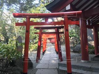 神社の写真・画像素材[621998]