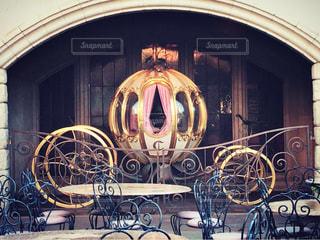 ピンクの馬車 - No.781998