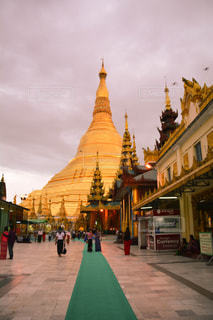 ミャンマーの写真・画像素材[690543]