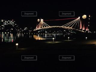 夜景の写真・画像素材[742362]