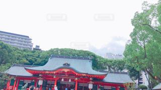 神社の写真・画像素材[632670]